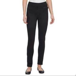 DKNY Jeans  Pull-On Ponte Pant Black size XXL